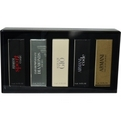 Giorgio Armani Variety 5 Piece Mens Variety With Emporio Armani Diamonds & Acqua Di Gio & Armani Code Sport & Armani Code & Armani And All Are Eau De Toilette Minis for men by Giorgio Armani