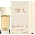 Armani Mania Eau De Parfum .14 oz (White Box) Mini for women by Giorgio Armani
