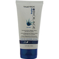 Biolage Blue Agave Thermal-Active Repair Cream Fast Blow Out Cream 5.1 oz for unisex by Matrix