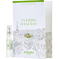 Un Jardin Sur Le Toit Eau De Toilette Spray Vial for women by Hermes