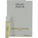 Grand Amour Eau De Parfum Vial On Card (New Packaging) for women by Annick Goutal