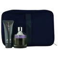 Pal Zileri Blu De Provenza Edt Spray 3.4 oz & Body Shampoo 2.5 oz & Travel Trousse for men by Pal Zileri