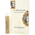 Eau Demoiselle De Givenchy Eau De Toilette Vial On Card for women by Givenchy