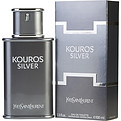 Kouros Silver Eau De Toilette Spray 3.4 oz for men by Yves Saint Laurent