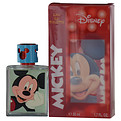 Mickey Mouse Eau De Toilette Spray 1.7 oz (3-D Rubber Collectable) for men by Disney