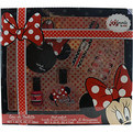 Minnie Mouse Eau De Toilette Spray 1 oz & Nail Polish & Manicure Set for women by Disney
