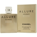 ALLURE EDITION BLANCHE Cologne esittäjä(t): Chanel