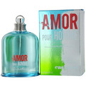 AMOR POUR HOMME SUNSHINE Cologne by Cacharel