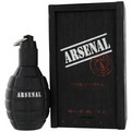 ARSENAL BLACK Cologne av Gilles Cantuel
