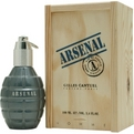 ARSENAL BLUE Cologne da Gilles Cantuel