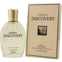 ASPEN DISCOVERY Cologne ved Coty