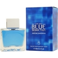 BLUE SEDUCTION Cologne przez Antonio Banderas
