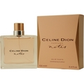 CELINE DION NOTES Perfume poolt Celine Dion