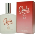 CHARLIE RED Perfume by Revlon
