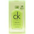 CK ONE ELECTRIC Fragrance ar Calvin Klein