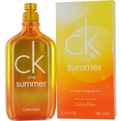 CK ONE SUMMER Fragrance  Calvin Klein
