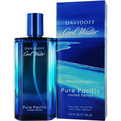 COOL WATER PURE PACIFIC Cologne da Davidoff
