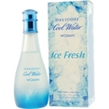COOL WATER SUMMER ICE FRESH Perfume by Davidoff