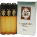 CUBANO BRONZE Cologne by Cubano