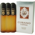 CUBANO COPPER Cologne por Cubano