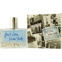 DKNY LOVE FROM NEW YORK Cologne oleh Donna Karan