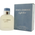 D & G LIGHT BLUE Cologne por Dolce & Gabbana