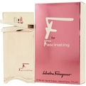 F FOR FASCINATING Perfume poolt Salvatore Ferragamo