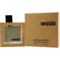 HE WOOD Cologne door Dsquared2