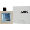 HE WOOD OCEAN WET WOOD Cologne ved Dsquared2