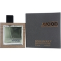 HE WOOD ROCKY MOUNTAIN Cologne ar Dsquared2