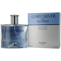 QUARTZ SILVER Cologne by Molyneux