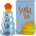 SAMBA SUN Cologne ved Perfumers Workshop