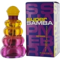 SAMBA SUPER Perfume by Perfumers Workshop