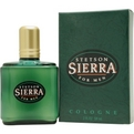 STETSON SIERRA Cologne by Coty