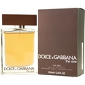 THE ONE Cologne ved Dolce & Gabbana