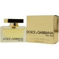 THE ONE Perfume ved Dolce & Gabbana