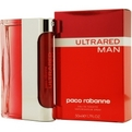 ULTRARED Cologne poolt Paco Rabanne