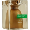UNITED COLORS OF BENETTON GOLD Perfume av Benetton