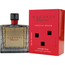 Madness Chopard Natural Black