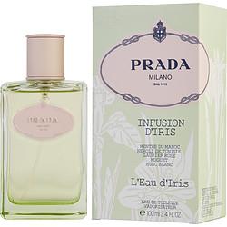 prada infusion d iris l eau d iris eau de toilette for by prada fragrancenet 174