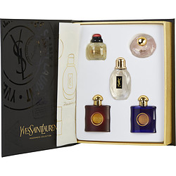 Yves Saint Laurent Variety