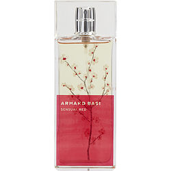 Armand Basi Sensual Red For Women