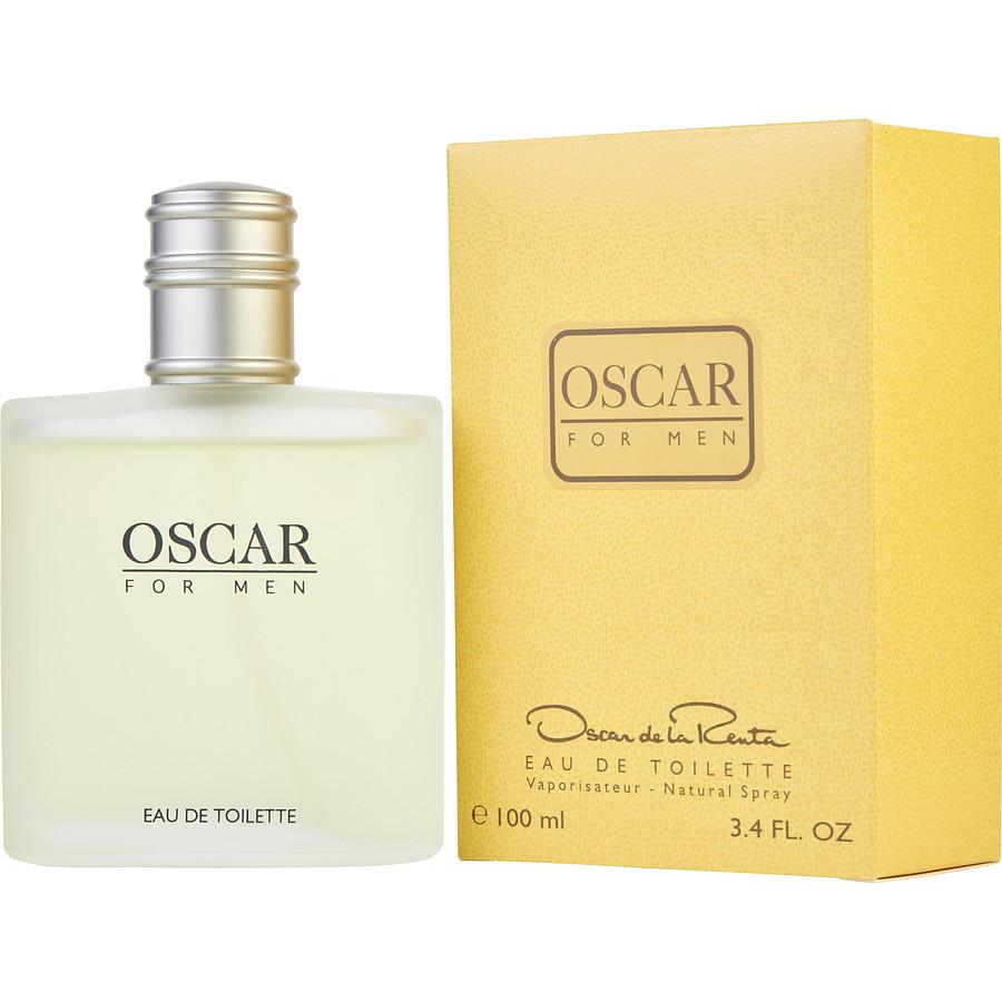 Oscar eau de toilette for men for Oscar de la renta candles