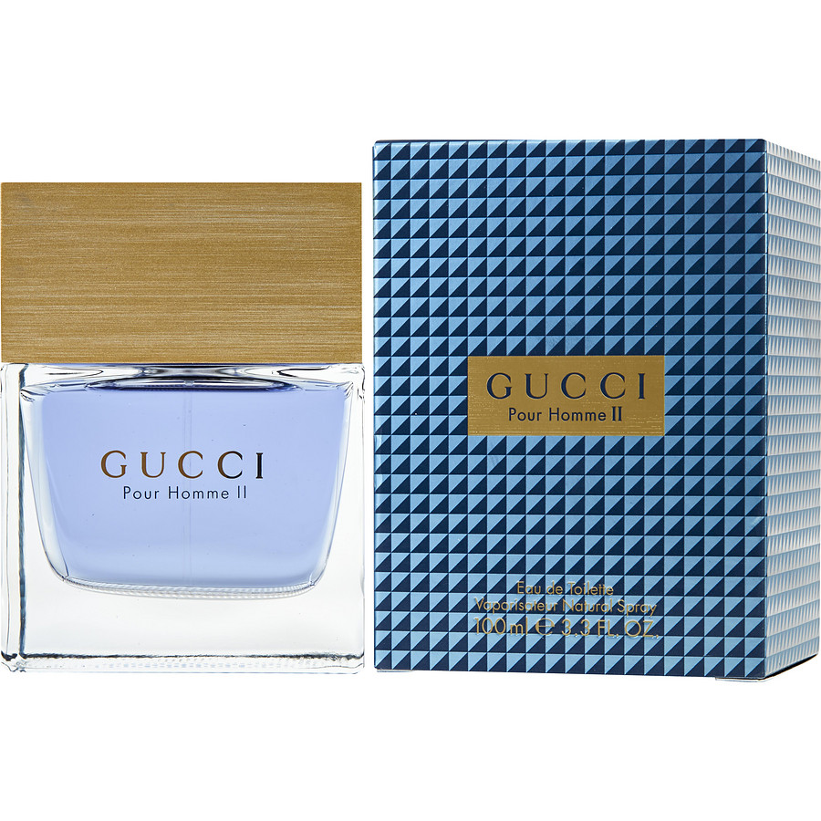 Gucci Pour Homme Ii Edt Fragrancenet Com 174
