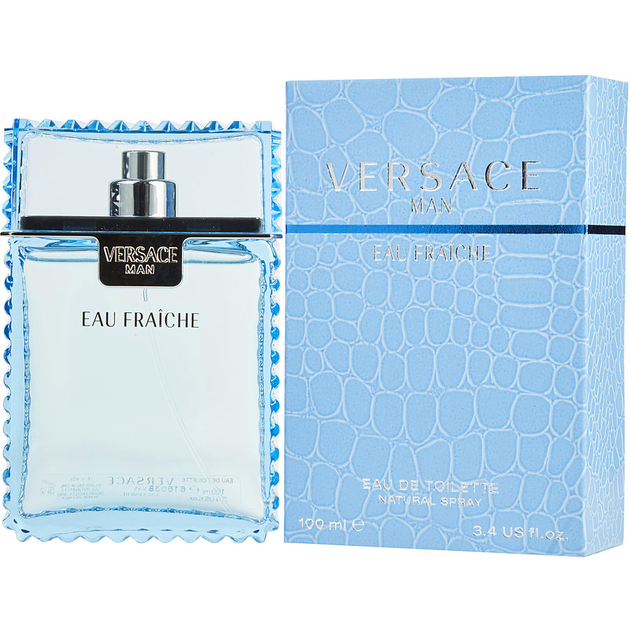 10 Scented Home Gift Ideas All Priced 10 And Under: Versace Man Eau Fraiche Eau De Toilette
