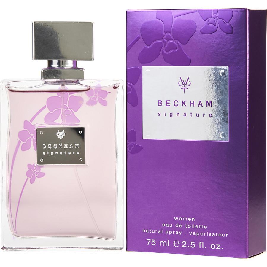 Beckham Signature Edt For Women Fragrancenet Com 174