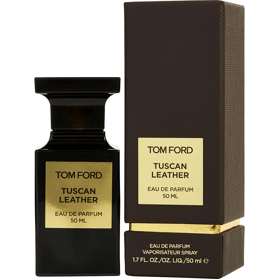 10 Scented Home Gift Ideas All Priced 10 And Under: Tom Ford Tuscan Leather Eau De Parfum