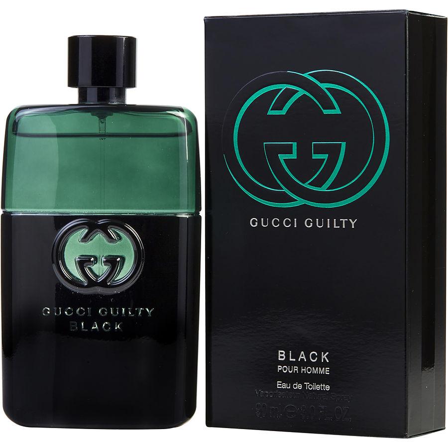 Gucci Guilty Black Pour Homme Edt Fragrancenet Com 174