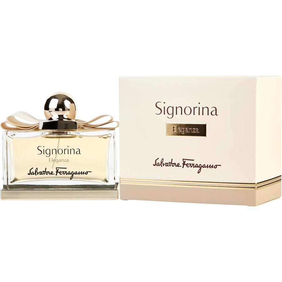 photo New Salvatore Ferragamo Signorina Eleganza Fragrance
