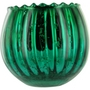FLUTED MERCURY BOWL Candles pagal  #195937